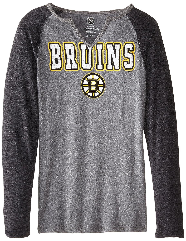 【正規取扱店】 NHL Boston Bruins Bruins Shout Out Out L/S Boston Triblend Tee Medium ダークグレーヘザー B00O5ZNTZO, モガミグン:4b84c775 --- ceska-porna.cz