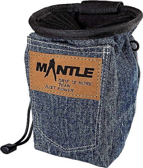 Mantle Kletterzubehör Chalk Bag - Bolsa de magnesio para ...