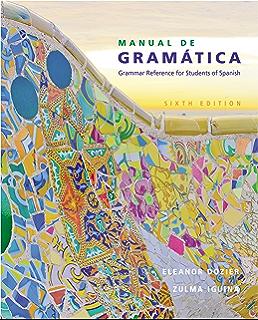 Manual de gramática (World Languages)