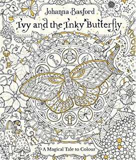 Ivy And The Inky Butterfly Colouring Books