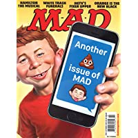 1-Year (6 Issues) of MAD Magazine Subscription