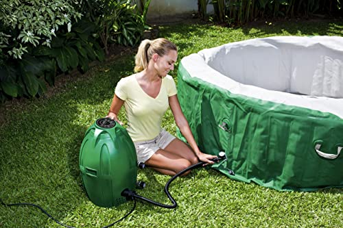 Coleman SaluSpa Inflatable Hot Tub review