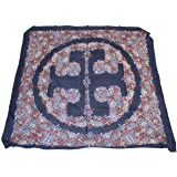 Tory Burch Women's Cashmere Wool Square Scarf