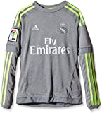 adidas Children's Long-Sleeved Football Jersey Real Madrid