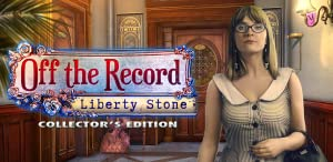 Off The Record: Liberty Stone Collector's Edition by Big Fish Games