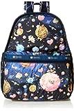 Lesportsac Classic 女式 BASIC BACKPACK款式双肩背包 7812K132 黑色/绿色/蓝色/红色 381 * 317.5 * 190.5mm