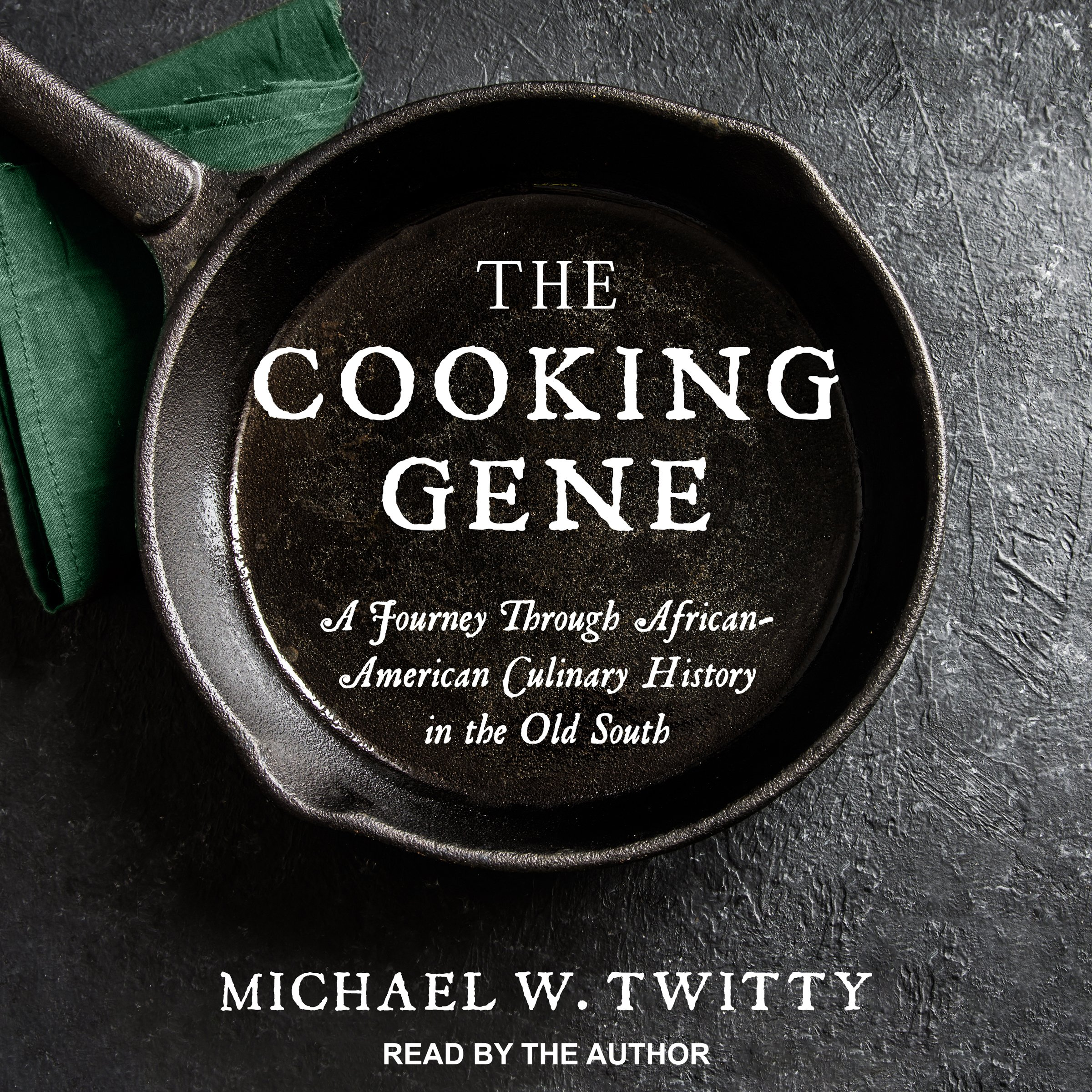 The Cooking Gene: A Journey Through African-American Culinary History in the Old South by Tantor Audio (Image #1)