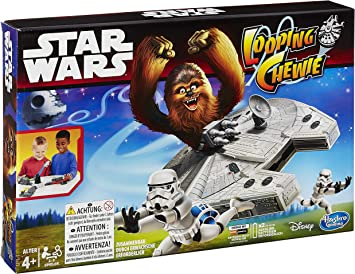 Hasbro - Star Wars, Juego de Mesa (B23541750): Amazon.es: Juguetes ...