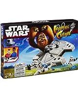Hasbro Spiele B2354100 - Star Wars Looping Chewie, Partyspiel