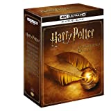 Intégrale Harry Potter 8 Films  - Blu-Ray 4K ultra HD + Blu-Ray [4K Ultra HD + Blu-ray]