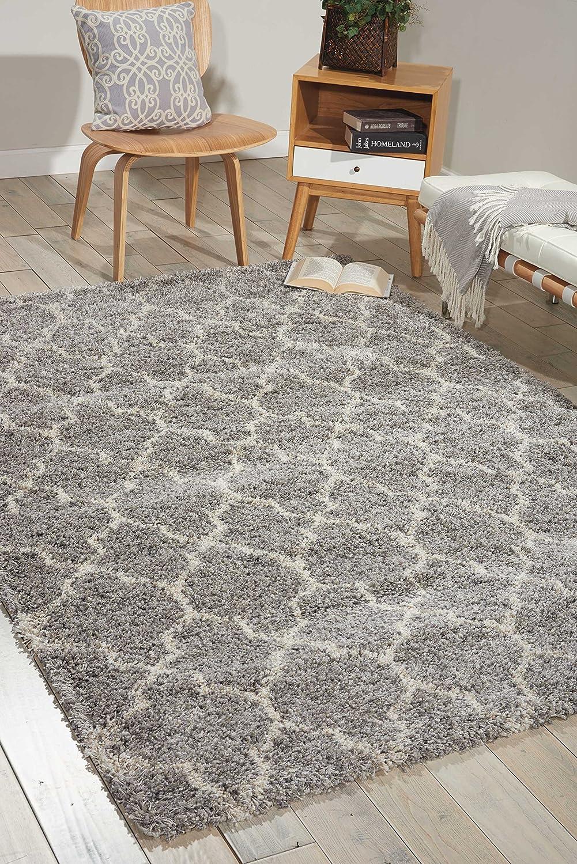 NOURISON AMOR2 Amore Rug, Cream 1.80m x 1.19m Rama Carpets