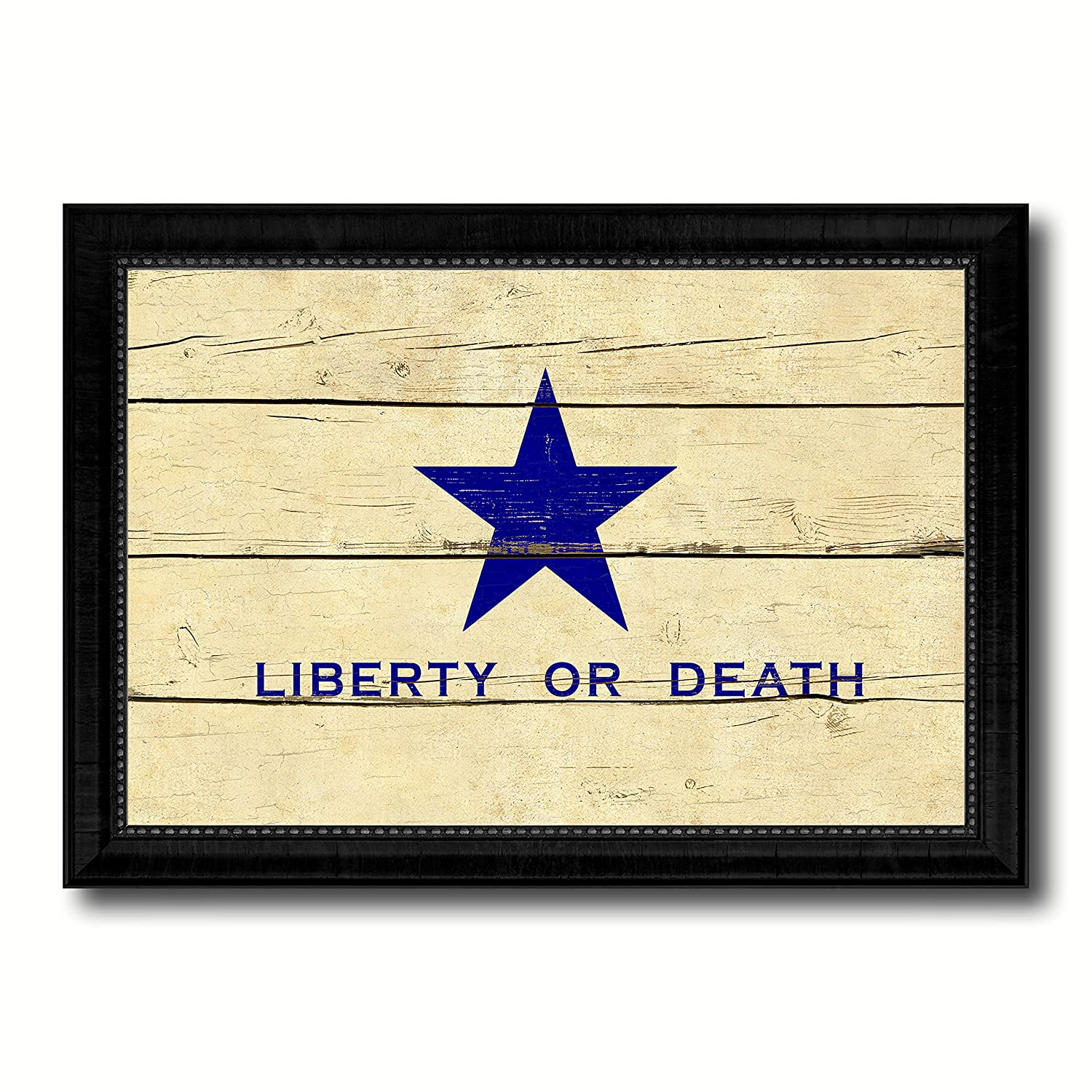 Amazon.com: Liberty or Death Flag Goliad Texas Battle Independence ...