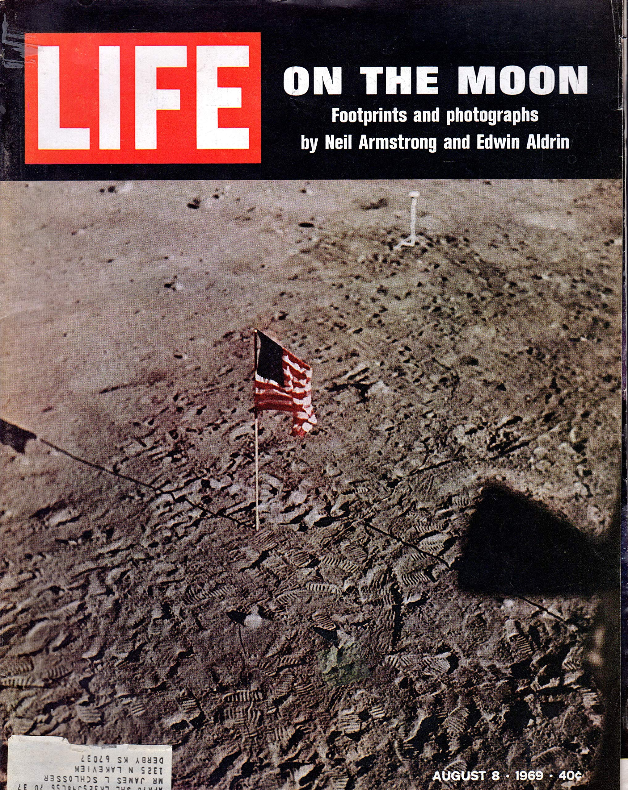 Life Magazine, Volume 67  No  6: August 8, 1969: Ralph
