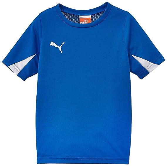 Puma Team - Camiseta de fútbol infantil  Amazon.es  Deportes y aire libre dc4ae3c3ed9ee