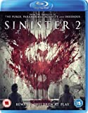Sinister 2 [Blu-ray] [2015]