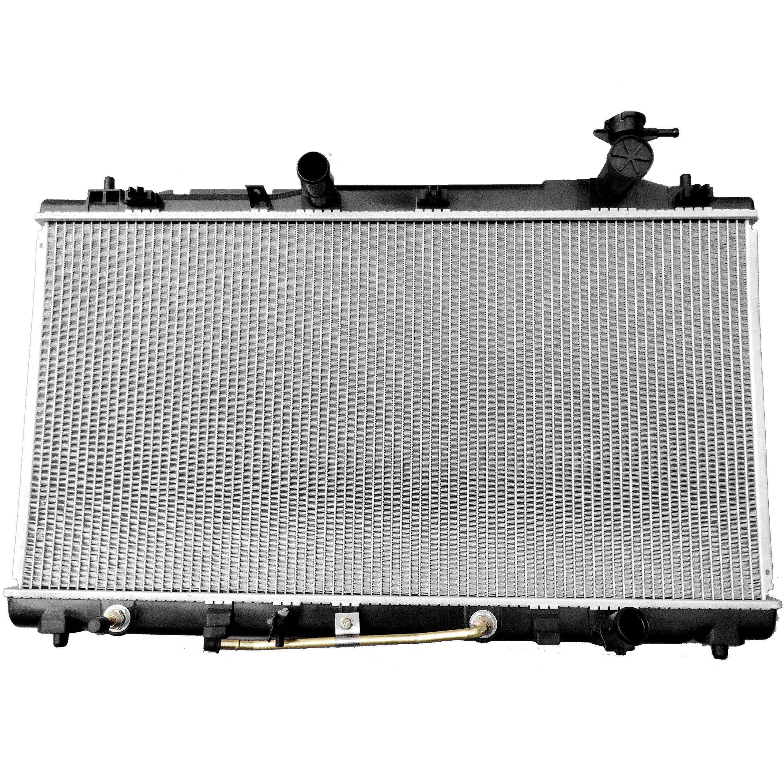 ECCPP 2817 Radiator fits for 2007-2009 Lexus ES350 Base Sedan 4-Door 3.5L 2009 Toyota Venza Base Sport Utility 4-Door 3.5L