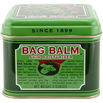 Dry Chapped Skin Conditions 4 ounce Tin