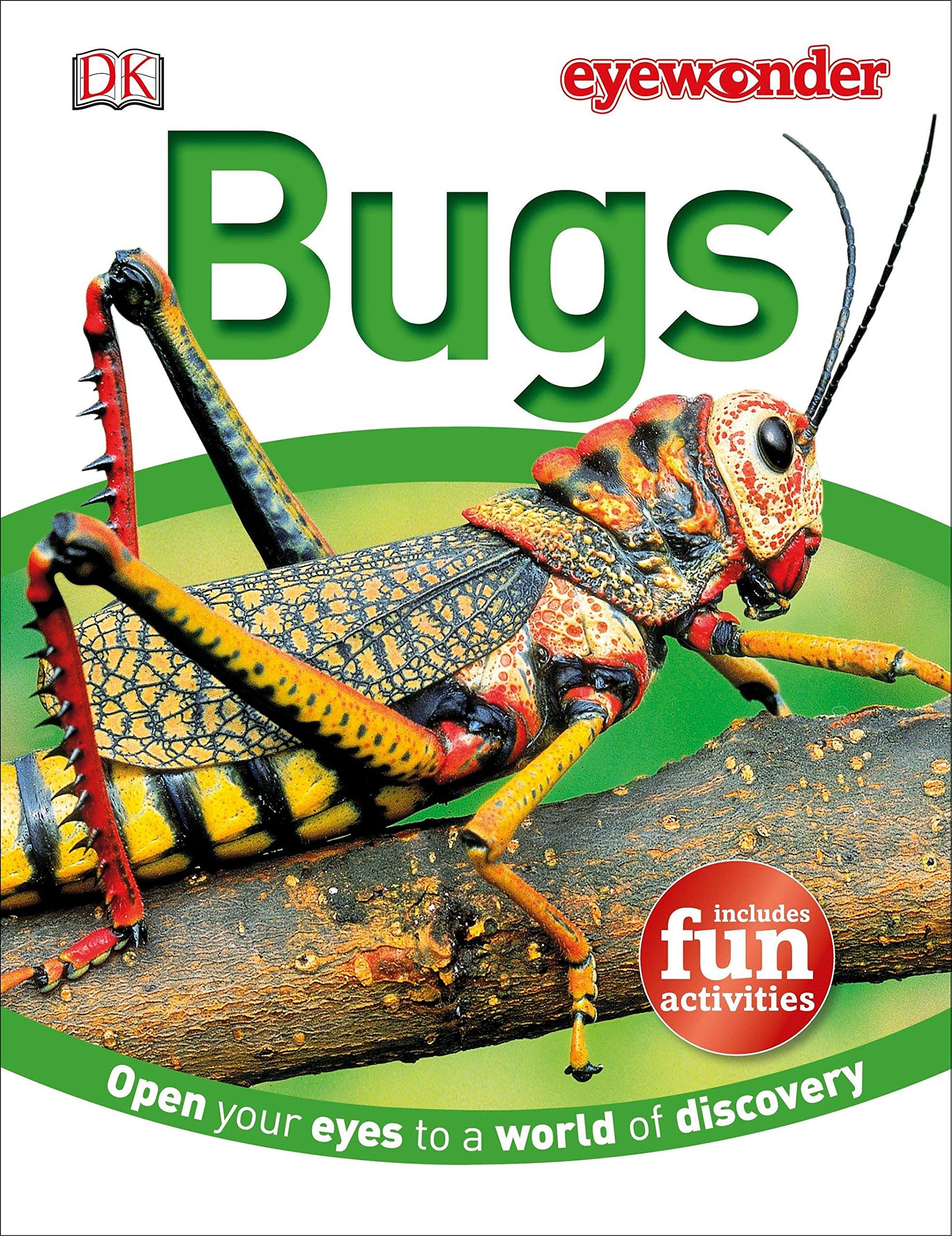 Download Eye Wonder: Bugs pdf epub