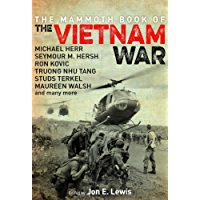 The Mammoth Book of the Vietnam War (Mammoth Books 390)
