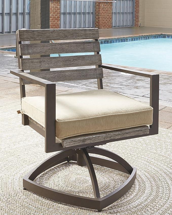 Amazon.com: Firma diseño por Ashley P655 – 601 – Una Silla ...