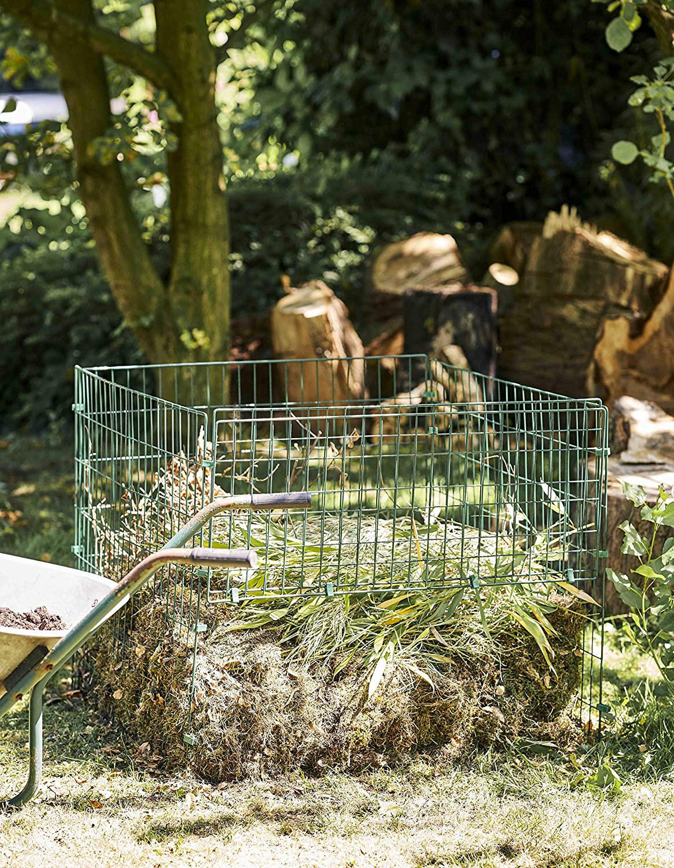 mygardenlust rejilla compostador - Compostador rápido de ...