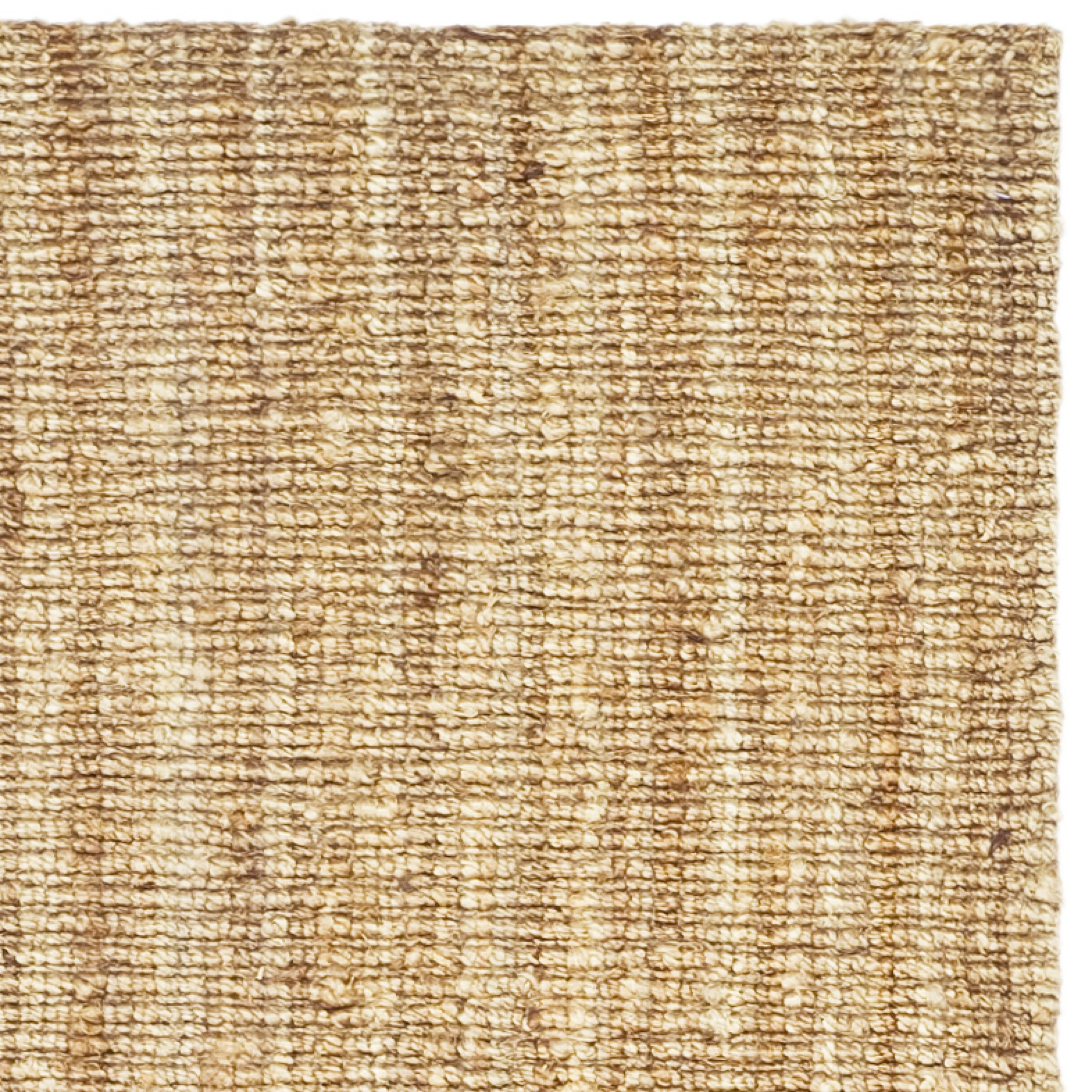 Safavieh Natural Fiber Collection NF447A Hand Woven Natural Jute Runner (2' x 6') by Safavieh (Image #3)