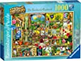 Ravensburger Colin Thompson The Gardener\'s Cupboard Puzzle (1000-piece)