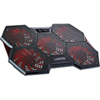 Cooler Colmeia Com Led Gamer Warrior - AC327