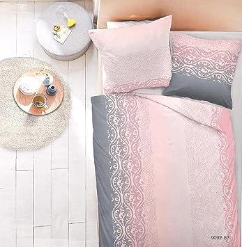 Dormisette Fein Biber Bettwäsche Baumwolle 155 X 220 80x80 Alt