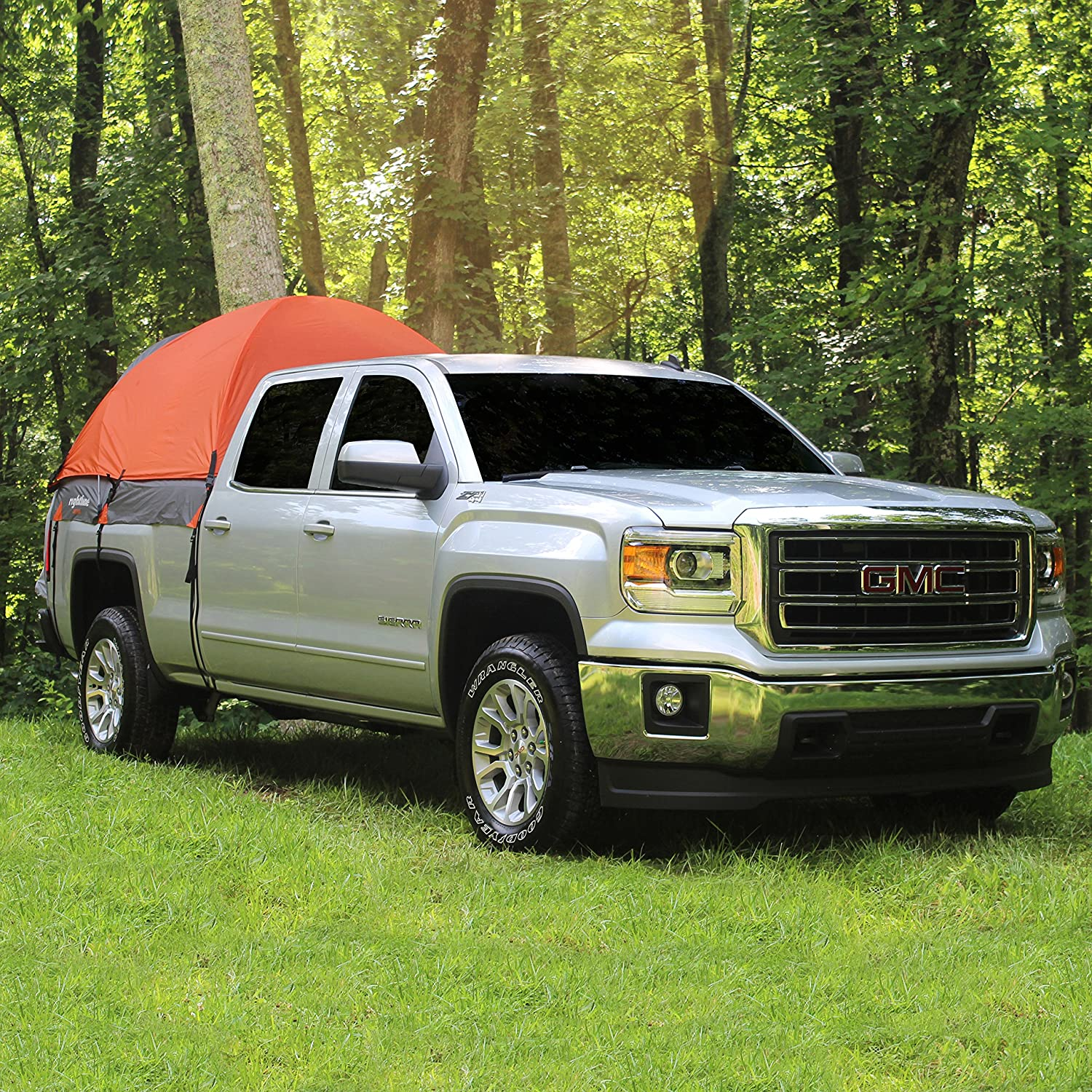 Toyota Tacoma Bed Tent Amp Adventure Series Toyota Tacoma By