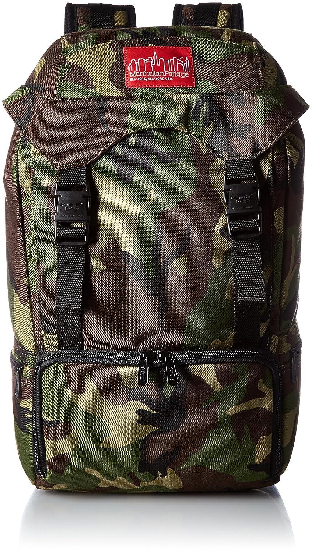 [マンハッタンポーテージ 公式] リュックサック Hiker Backpack JR MP2123  ウッドランドカモ B0189003CM