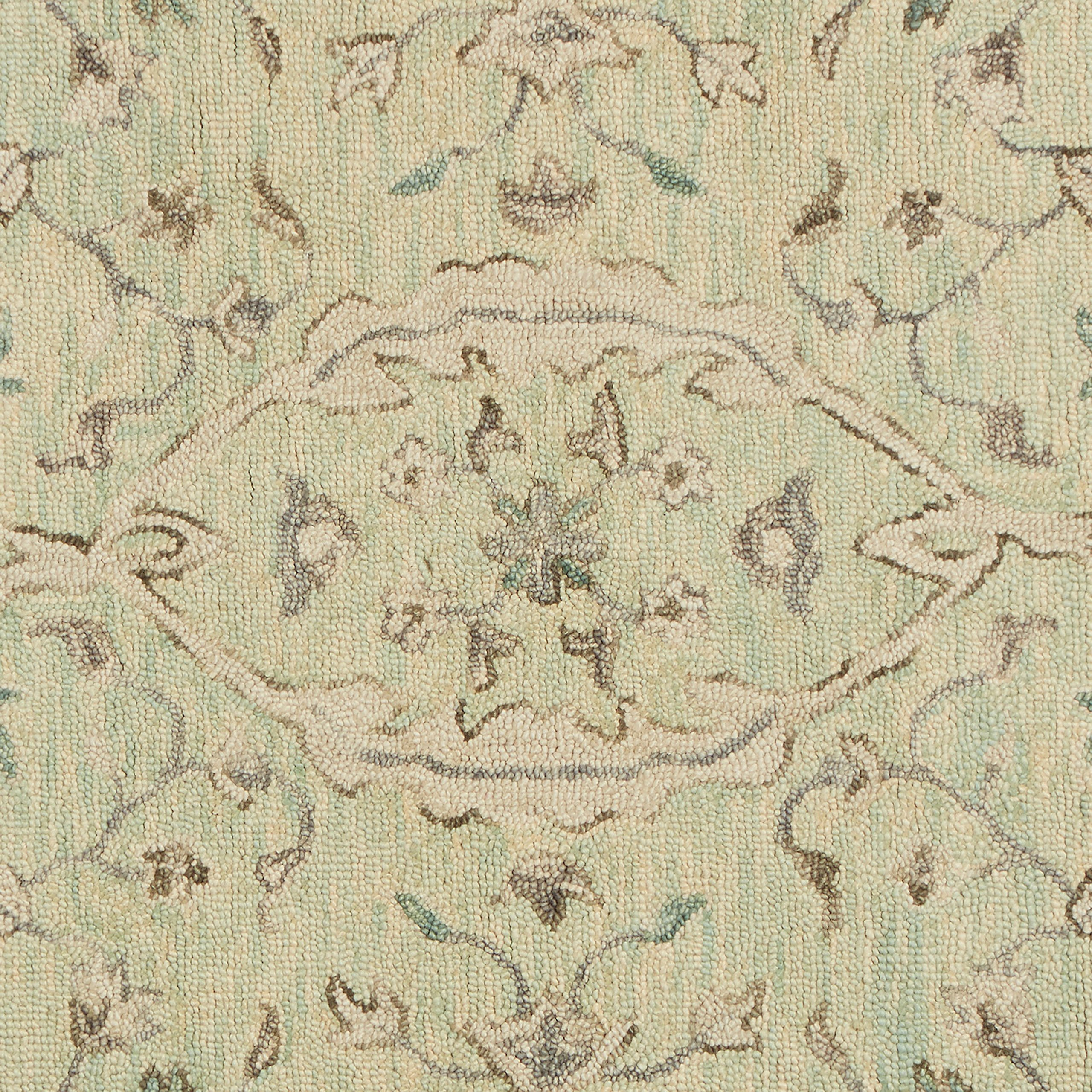 Stone & Beam Serene Transitional Wool Area Rug, 8' x 10', Multi by Stone & Beam (Image #6)