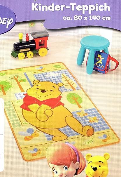 Disney Winnie Pooh Kinder Teppich Spiel Kinderzimmer ...