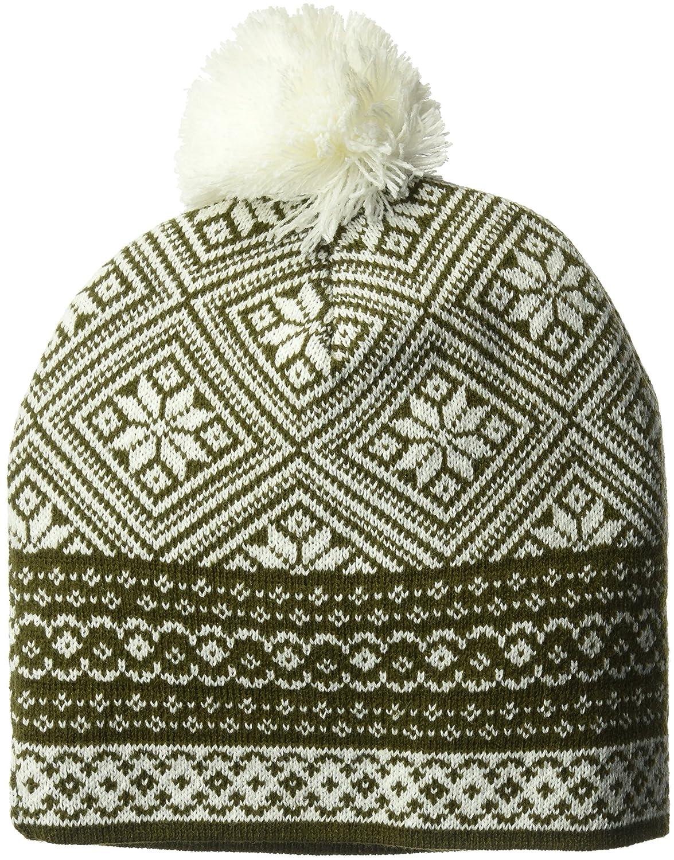 5f173729a37 Wigwam Men s Moorland Patterned Knit Acrylic Beanie Hat