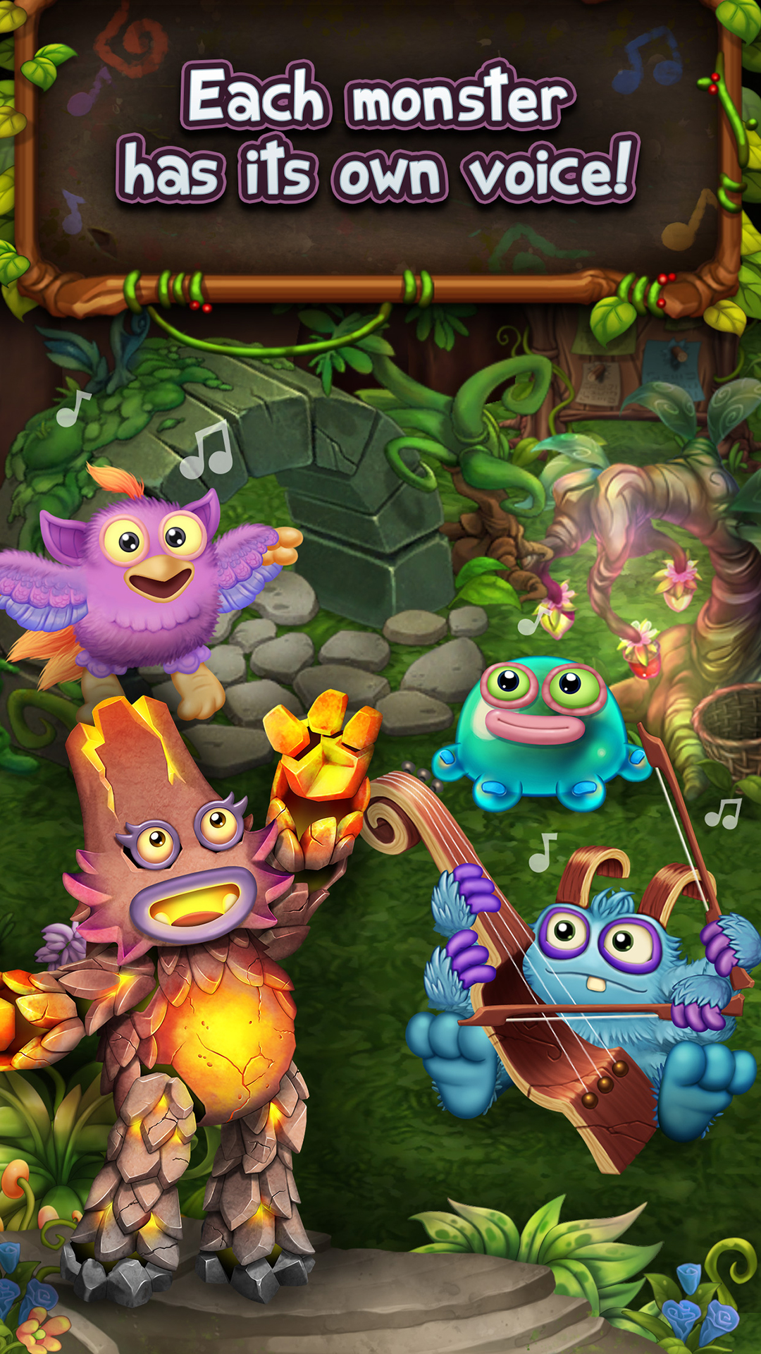 My singing monsters dawn of fire download