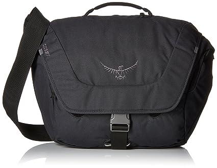 Osprey Men S Flapjack Courier Day Pack Black