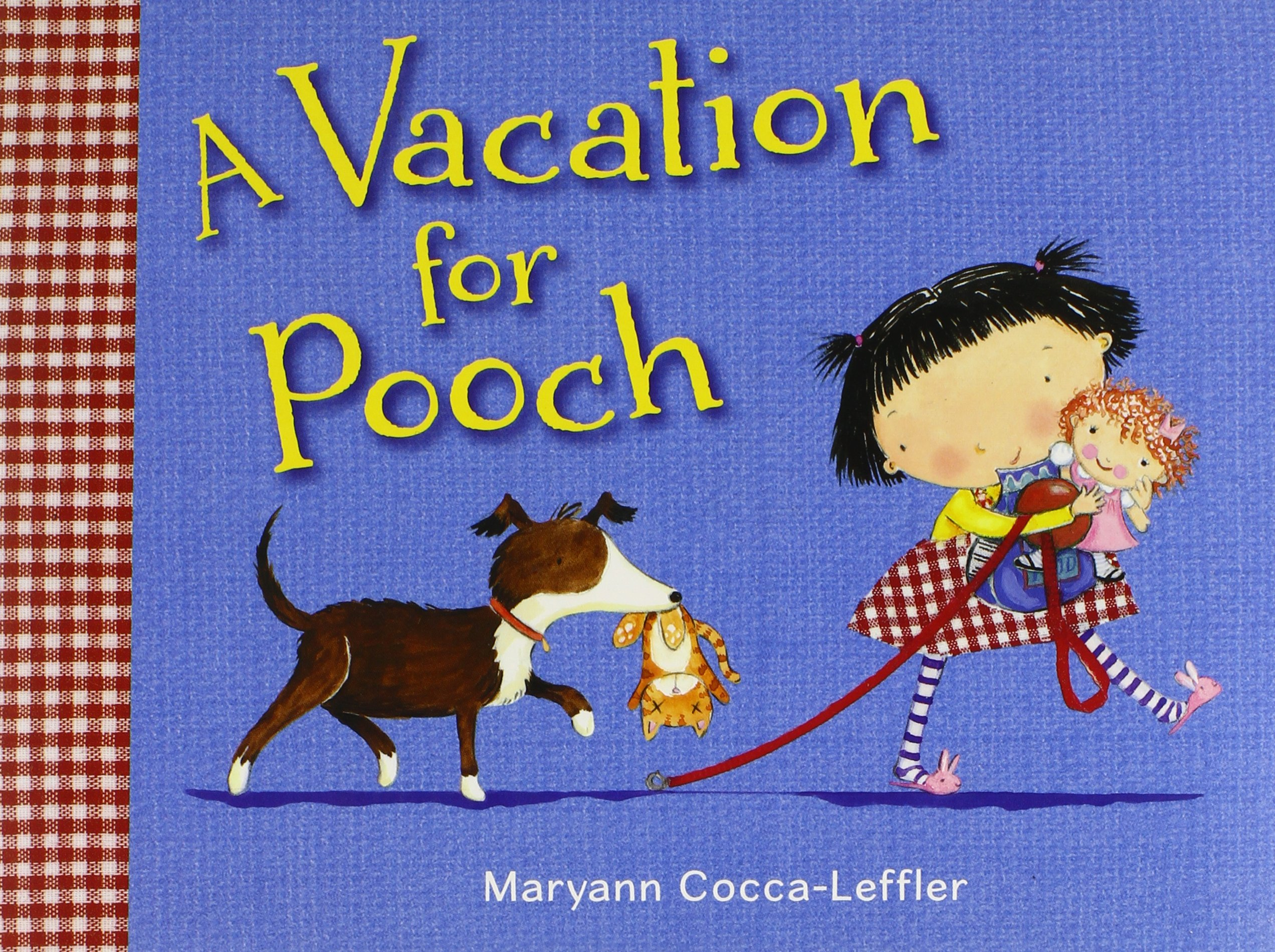 Download A Vacation for Pooch: A Picture Book PDF
