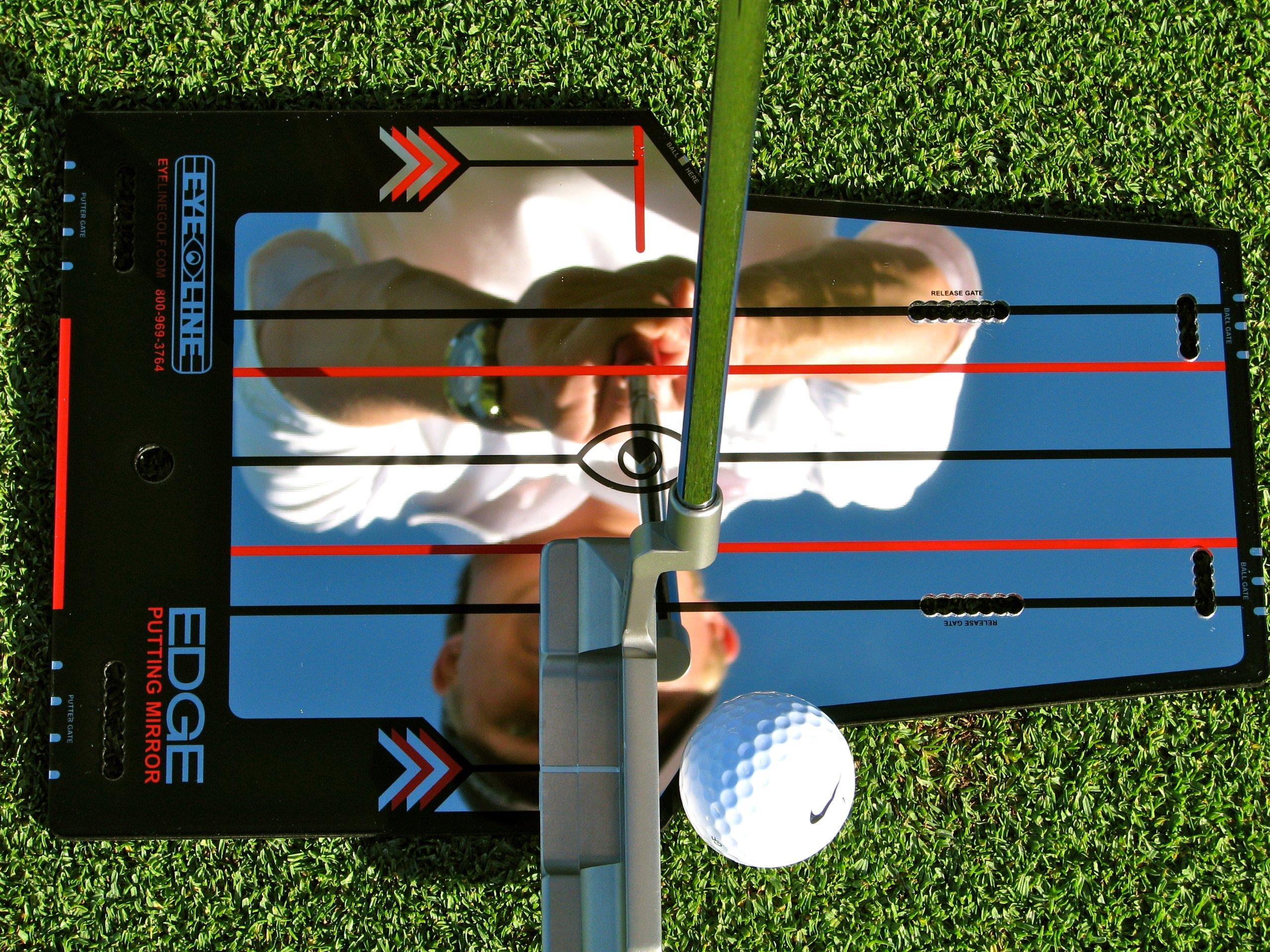 EyeLine Golf Edge Putting Mirror by EyeLine Golf