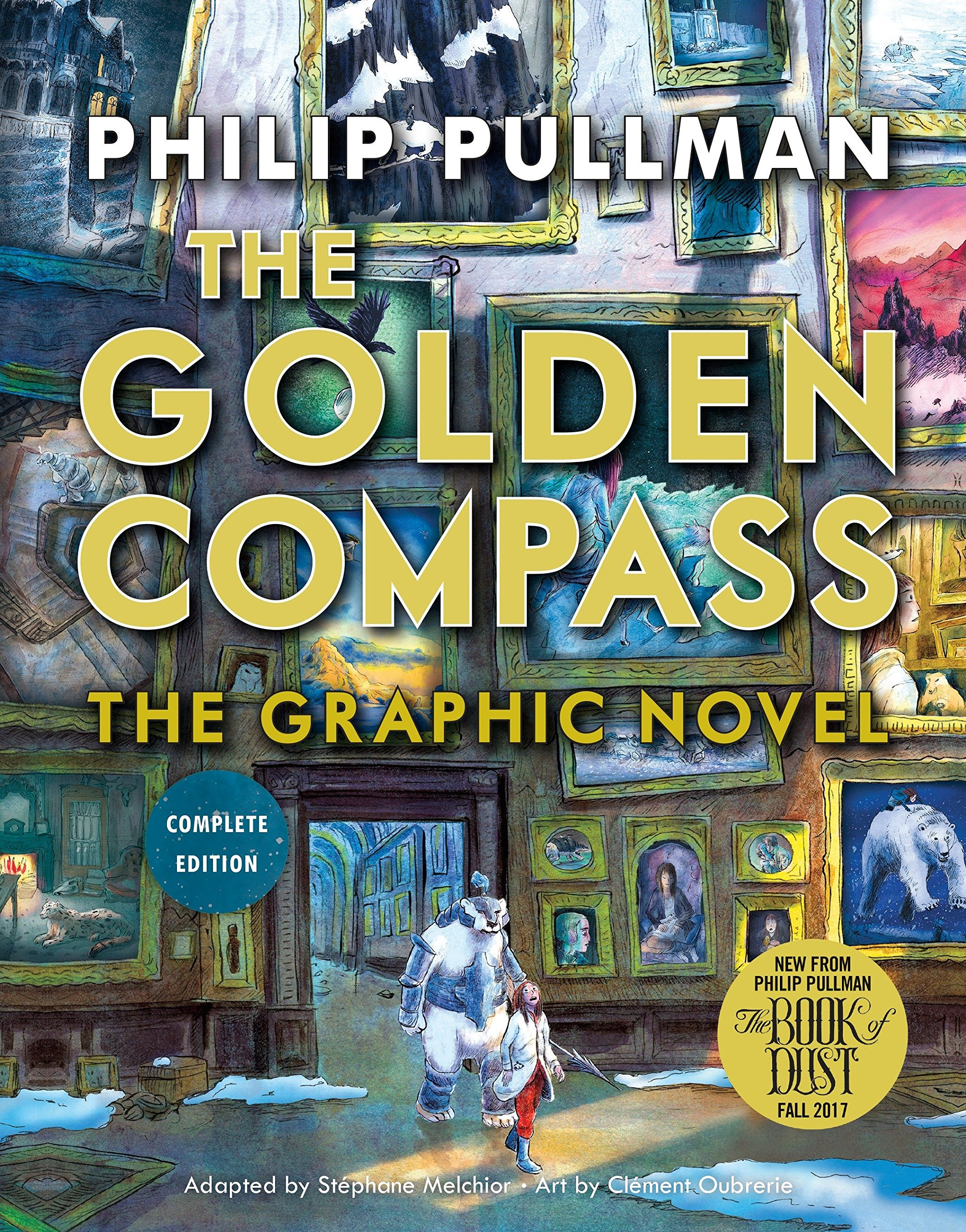 Download The Golden Compass Graphic Novel, Complete Edition (His Dark Materials) pdf epub