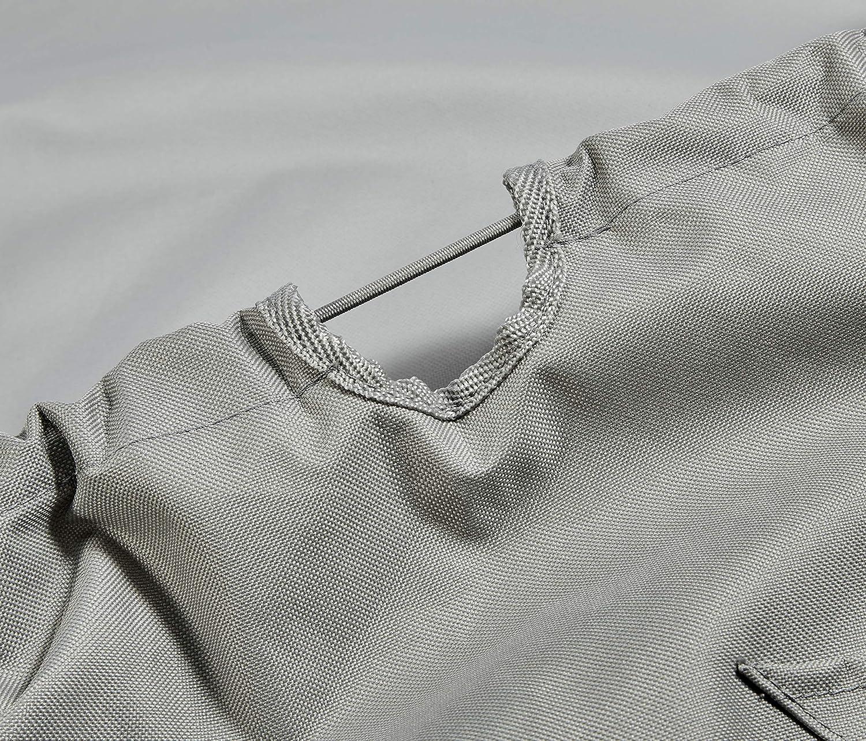 48 Grey Basics Patio Round Table Cover
