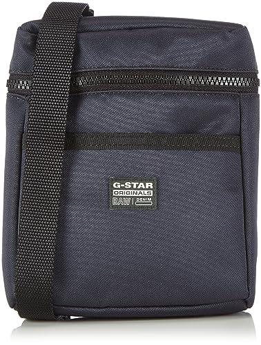 a425641064efc G-STAR Men s Originals Medium Pouch Shoulder Bag Black Schwarz (raven ...