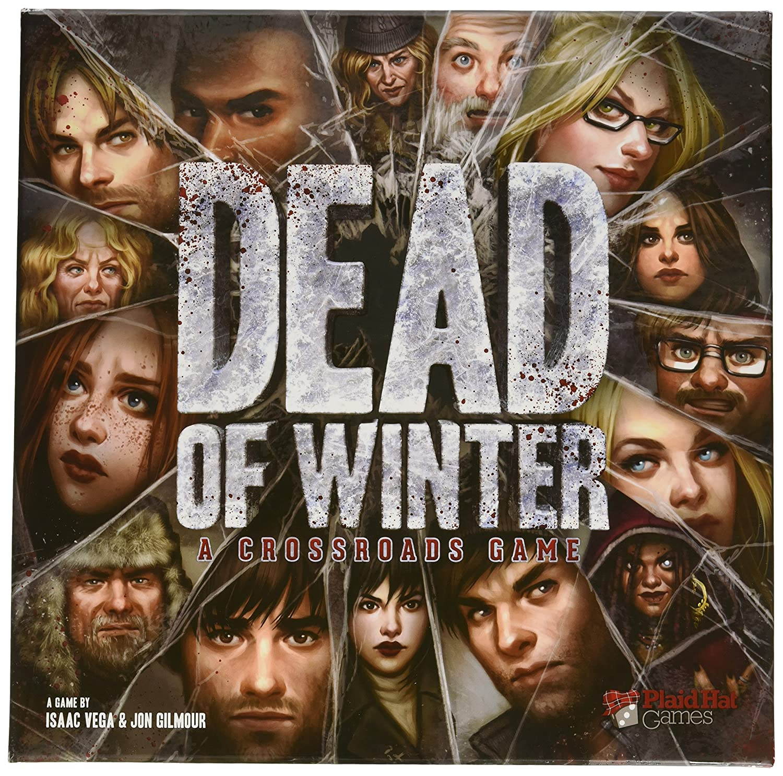 amazon com dead of winter crossroads game toys u0026 games