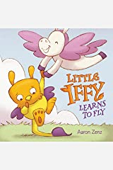 Little Iffy Learns to Fly Kindle Edition