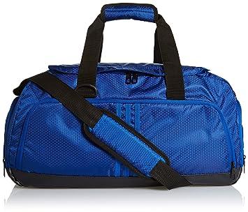 5e6e5ca6af Adidas Performance Unisexe 3S Essentials Teambag Small Sac de Sport Taille  Unique Bleu