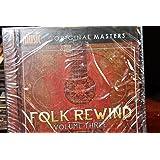 Folk Rewind Original Masters Volume Three (audio cd)