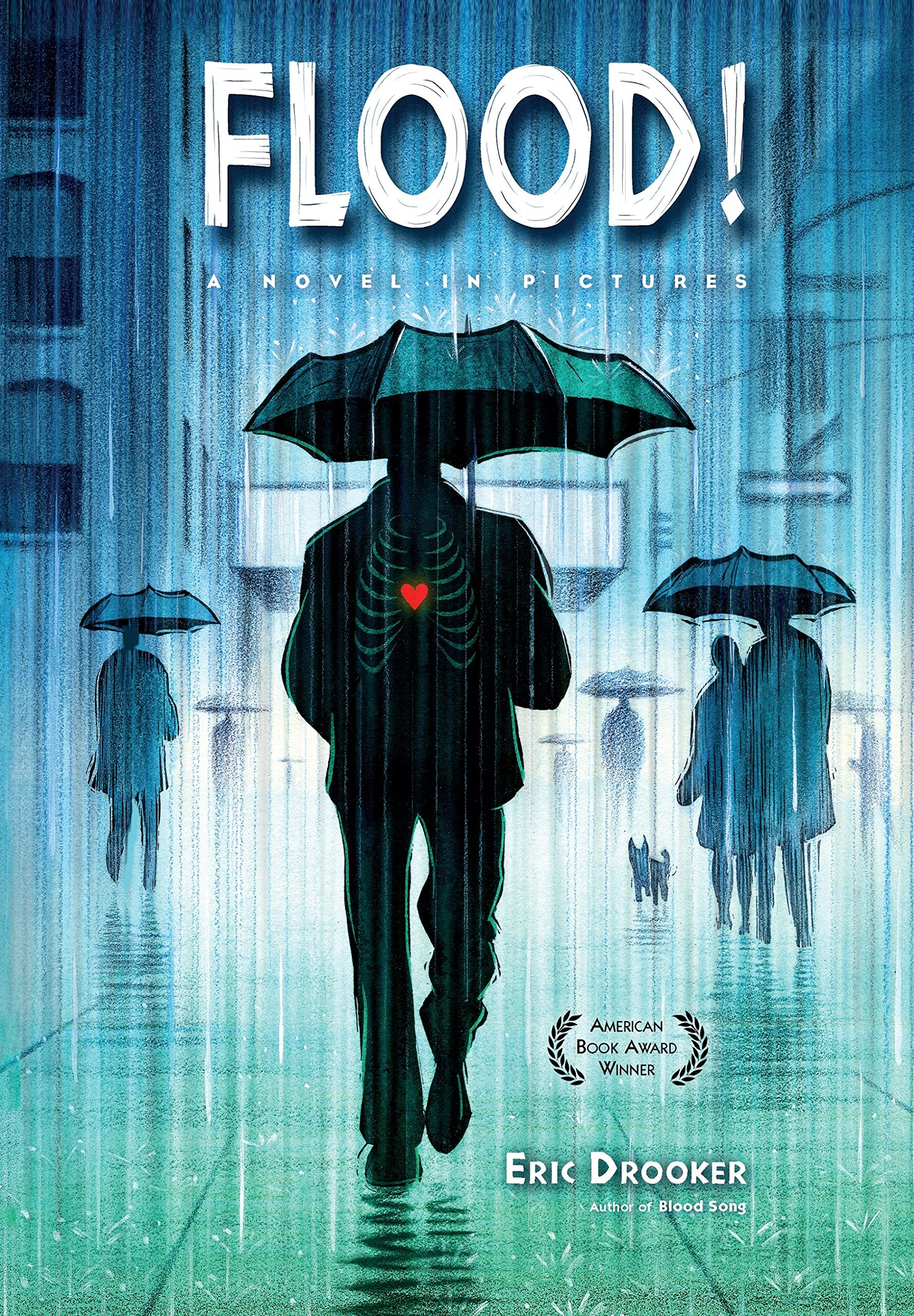 Flood!: A Novel in Pictures  (4th edition) by Dark Horse Originals