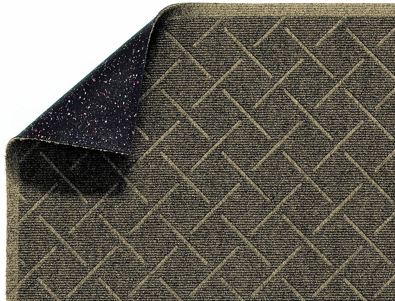 Andersen 2202 Indigo Pet Polyester Enviro Plus Diamond Weave Mat, 3-Feet Length X 2-Feet Width, for Interior 3' Length x 2' Width 2202-171-3F2F