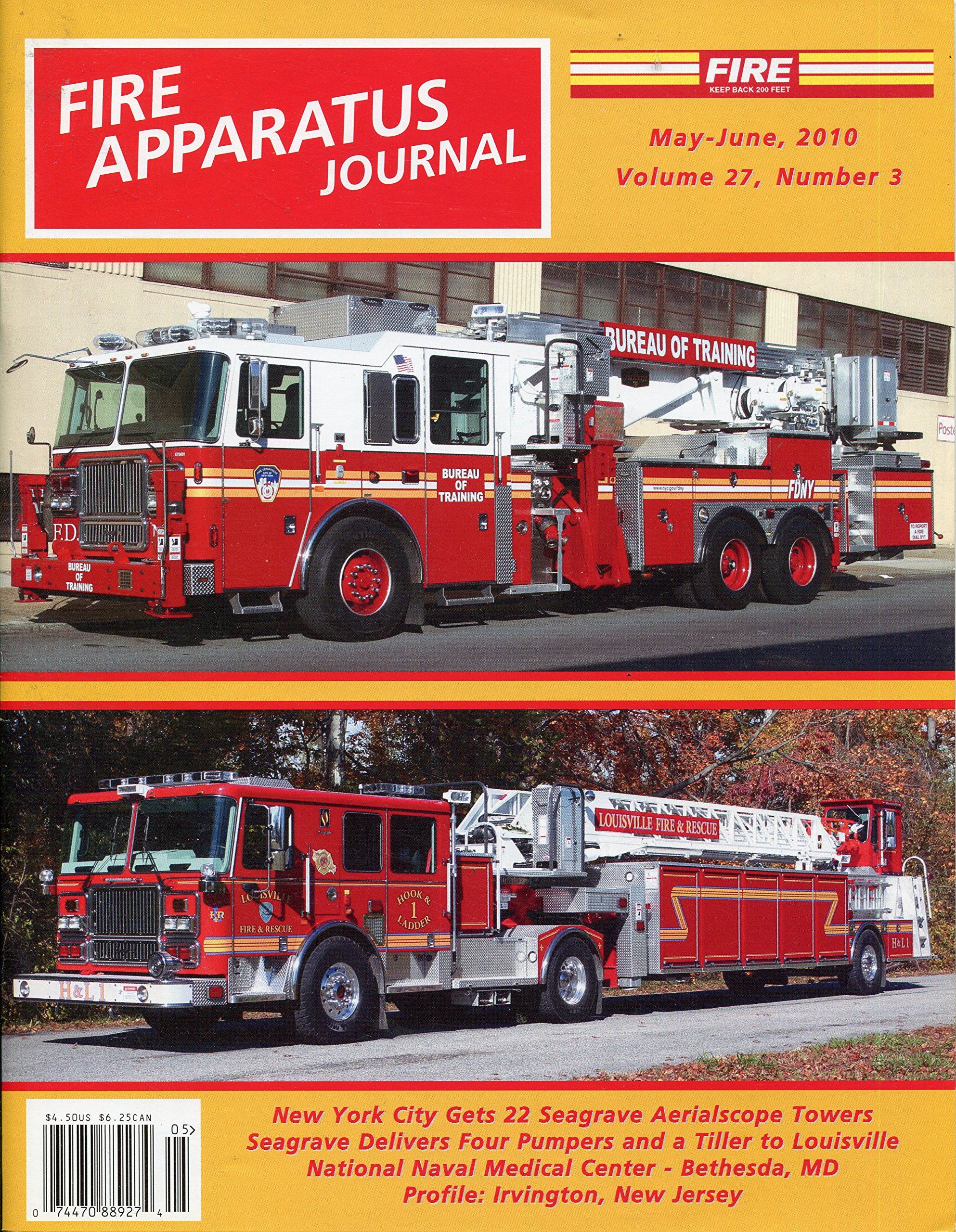 Download Fire Apparatus Journal May - June 2010 PDF