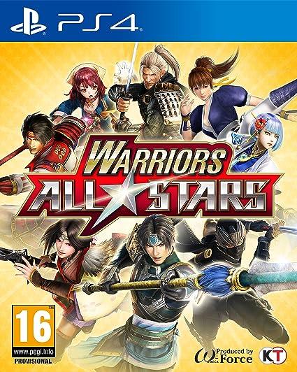 Amazon.com: PS4 Warriors All Stars (EU): Toys & Games