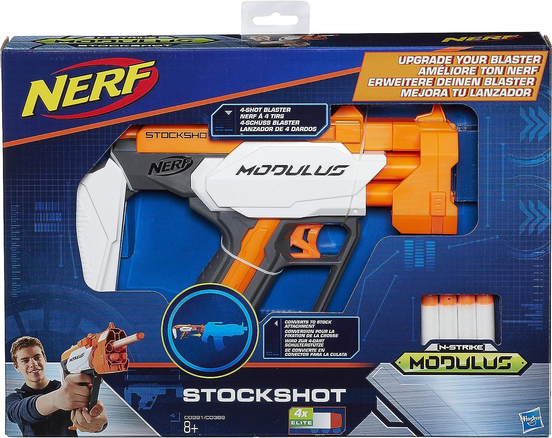 Nerf - Modulus lanzadores stockshot